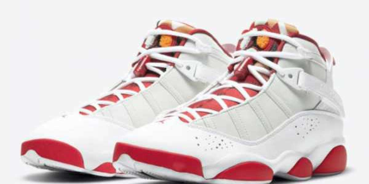 Can you find the latest Jordan 6 Rings Basketball Shoes Online?