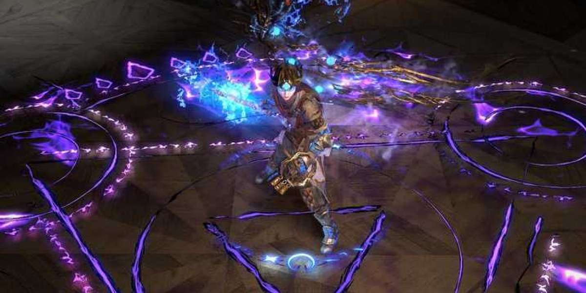 In the blue corner: the Path of Exile
