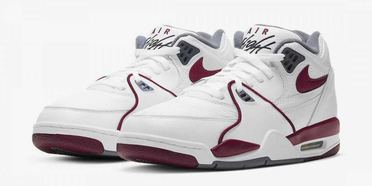 """DD1173-100 Nike Air Flight 89 """"Team Red"""" will be released 2021"""