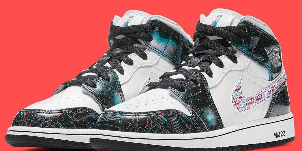 """The Air Jordan 1 Mid  3D Coming With """"Take Flight"""" Theme"""