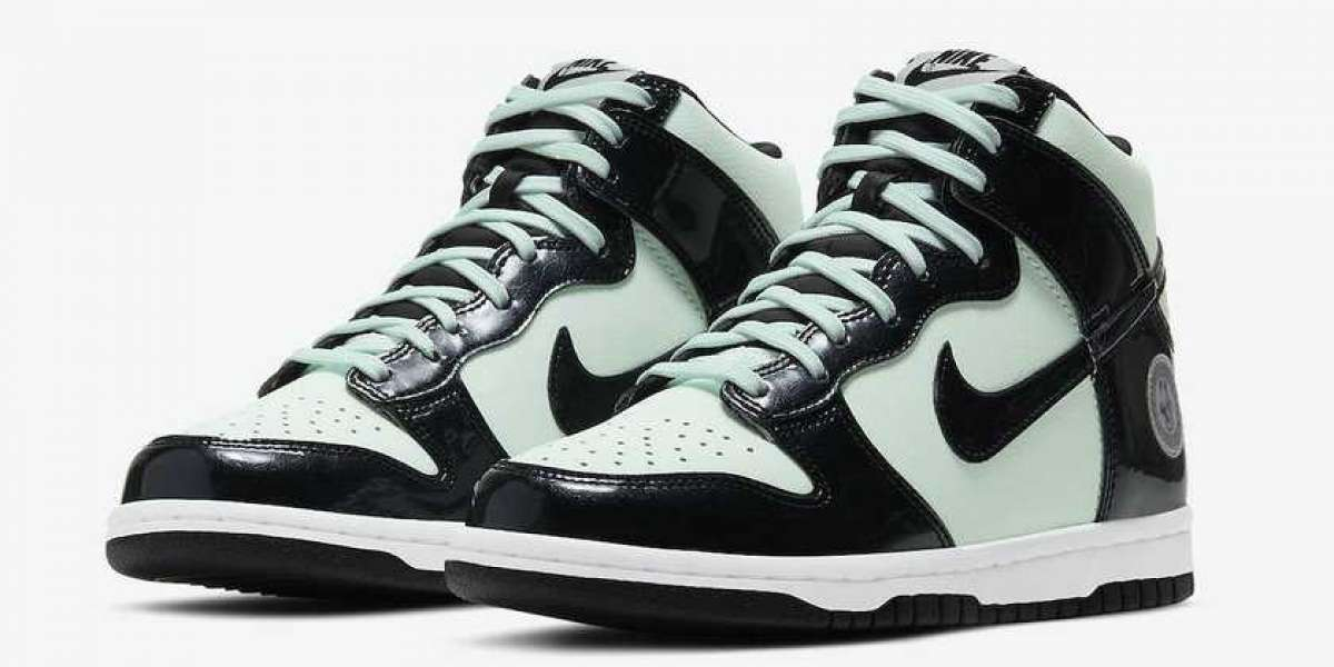 """DD1398-300 Nike Dunk High """"All-Star"""" Will Be Released On February 11"""