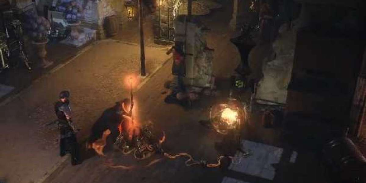 Next Path of Exile Expansion to Be Revealed in Upcoming Livestream