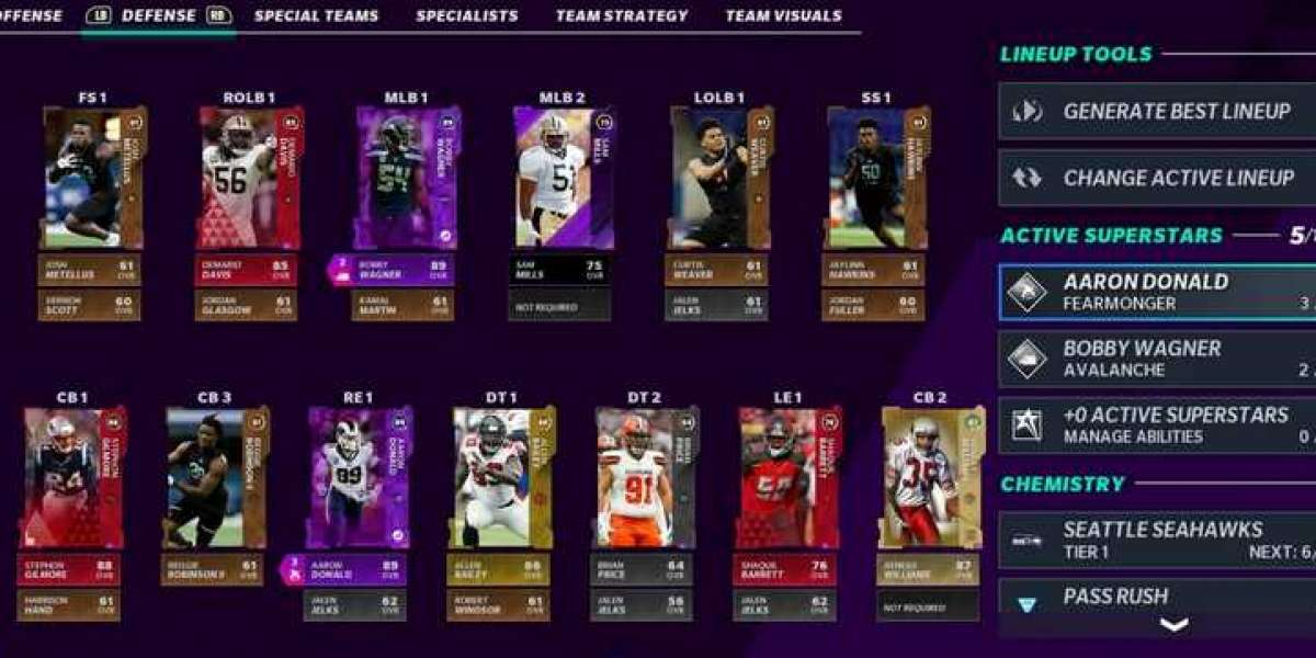 Two effective methods for Madden 21 players to build a roster