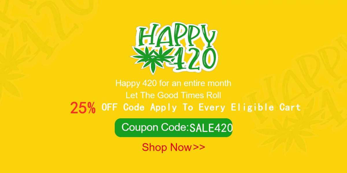 You can't miss the great opportunity of 420 discount!