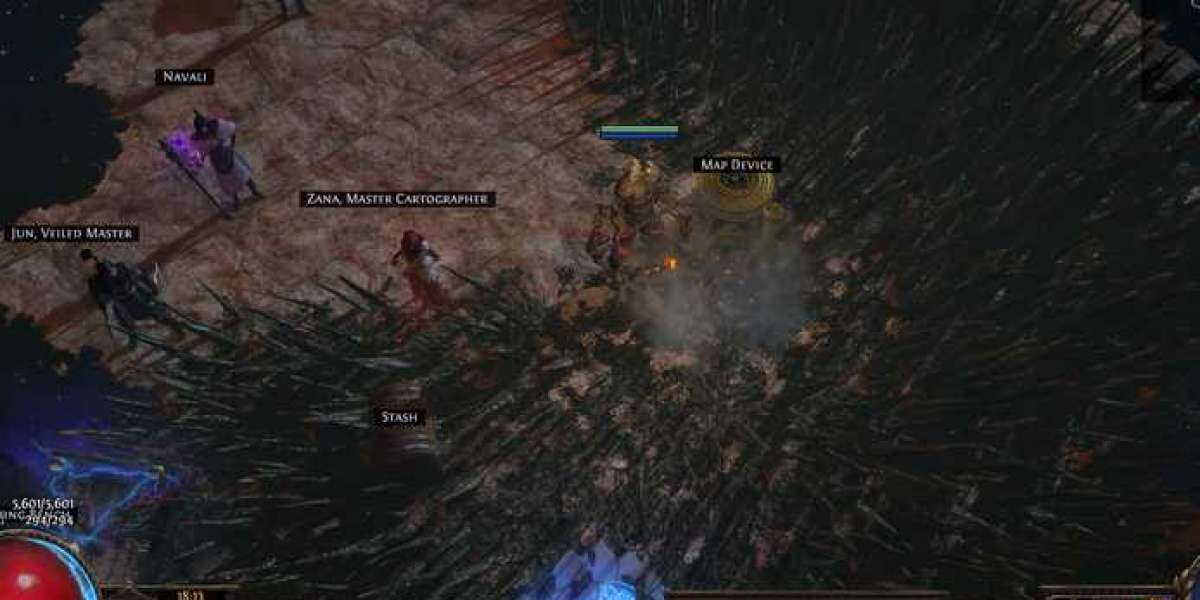 More details about Path of Exile 2 are here