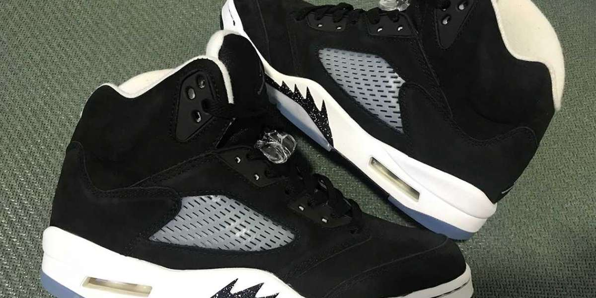 """Air Jordan 5 """"Oreo"""" CT4838-011 will be released on August 25"""