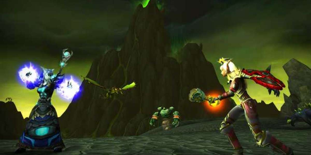 In Outland, what you need to do in The Burning Crusade Classic