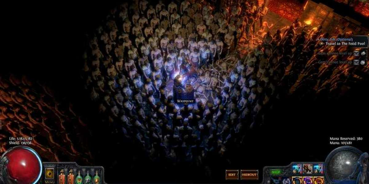 Path of Exile lost some players on Steam