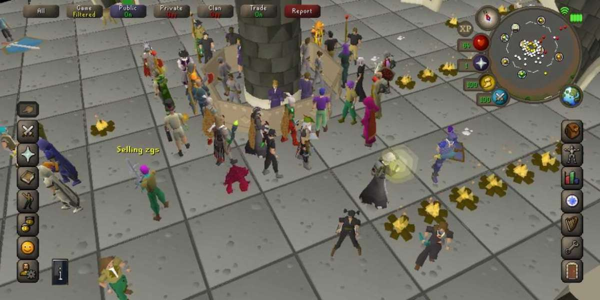 Runescape has many furnaces
