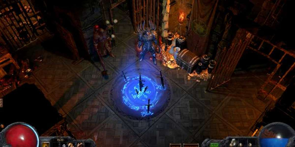 Path Of Exile: the reason for choosing the witch