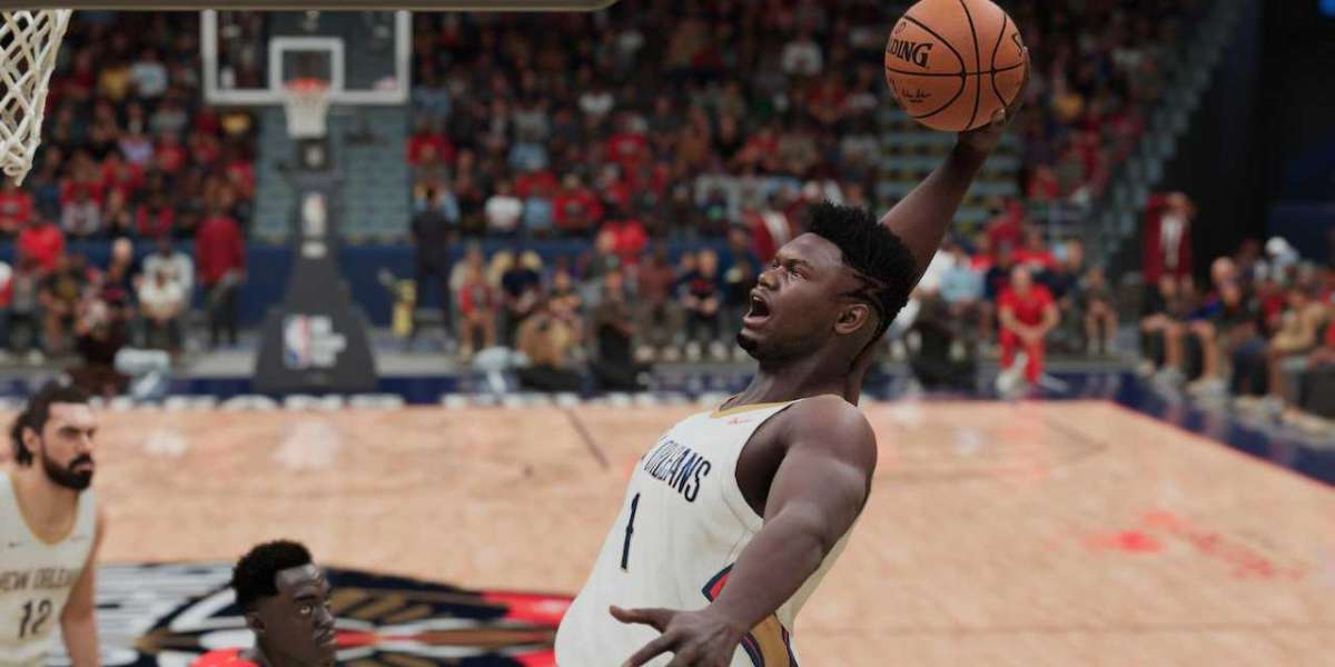 NBA 2K22's existing details announced