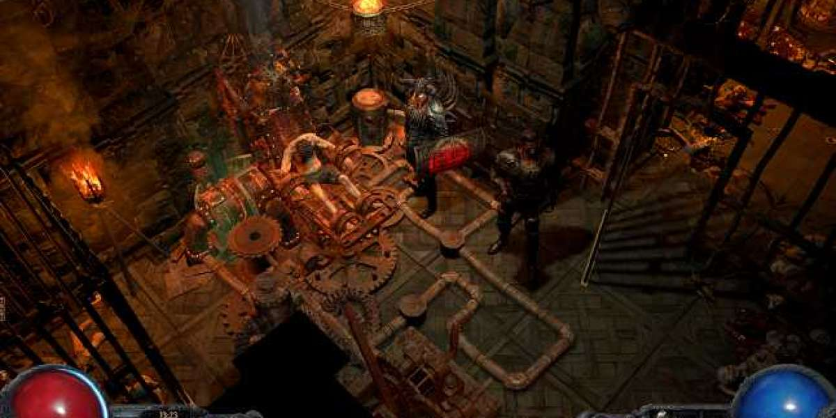 Few players abandon Path Of Exile