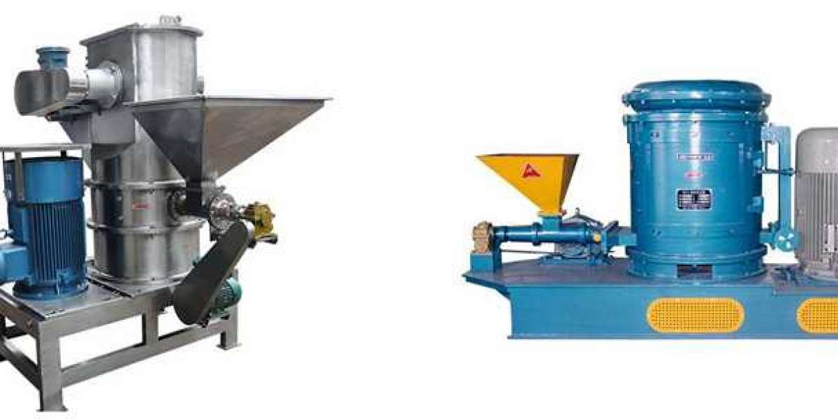 Features and Working Principle of Powder Grinding Mill