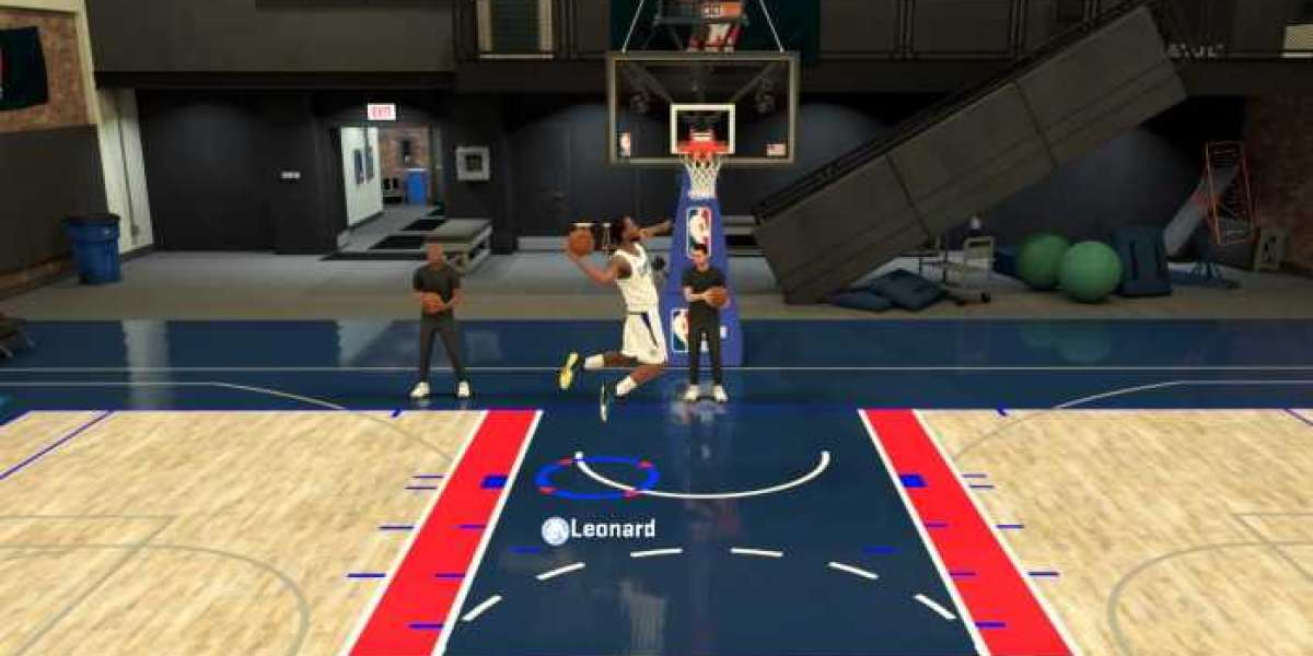 NBA 2K22 has the potential to make The City better