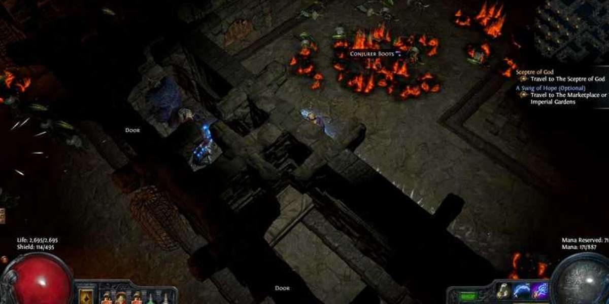 Path of Exile: Expedition's goal is to rebalance the game