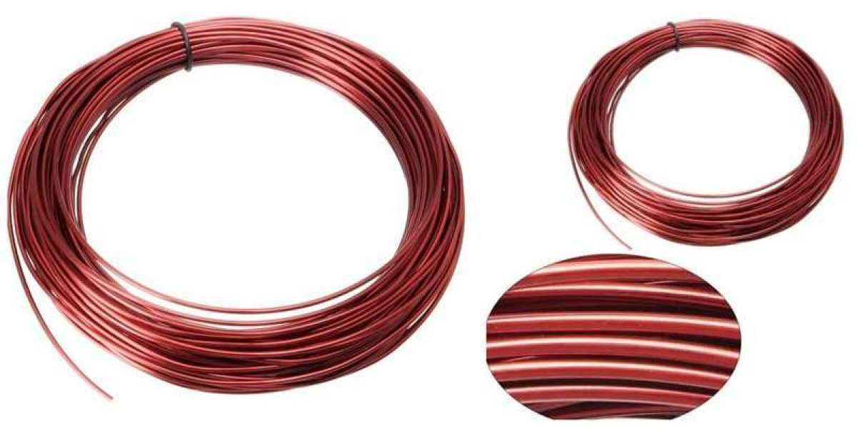 Enameled Wire is a Main Variety of Winding Wire