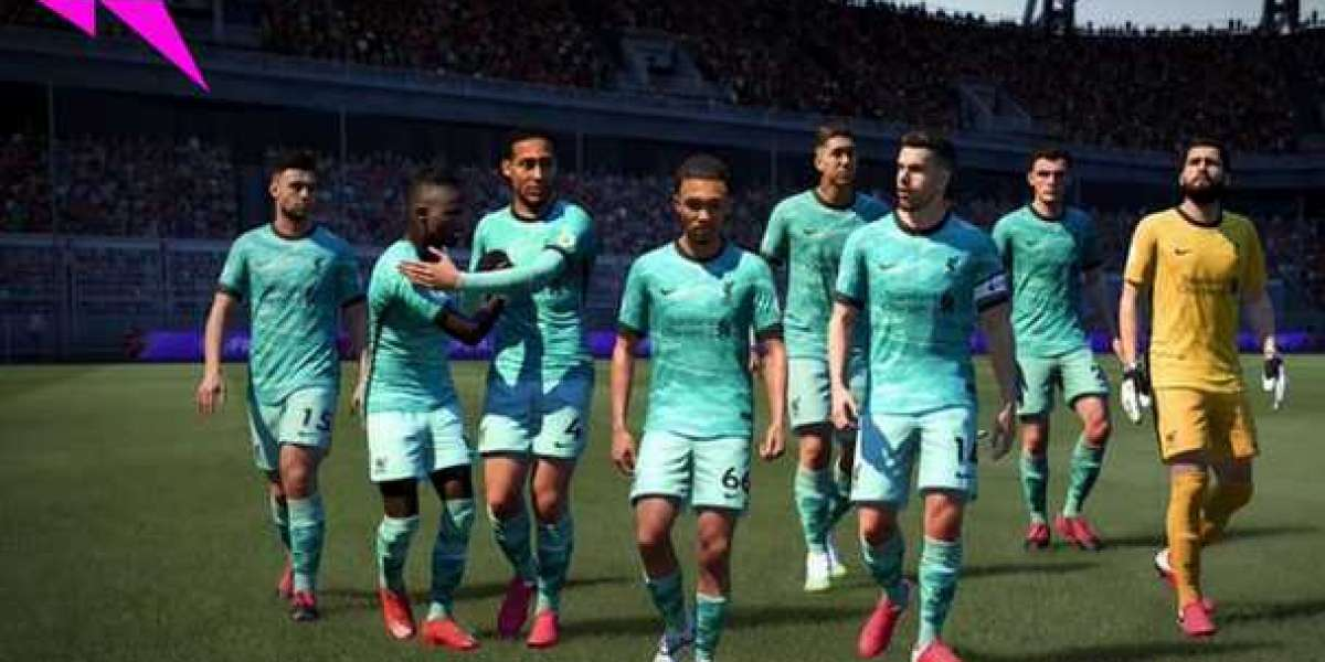 Ranked third in FIFA 22 is overcrowded